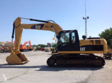 Excavadora Caterpillar 323 D excavadora de cadenas usada