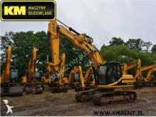 Excavadora JCB JS160LC CAT 312 318 315 316 320 319 JCB JS210 JS180 JS130 JS145 JS160 JS220 excavadora de cadenas usada