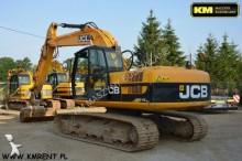 Excavadora JCB JS210 CAT 312 318 315 316 320 319 JCB JS210 JS180 JS130 JS145 JS160 JS220 excavadora de cadenas usada