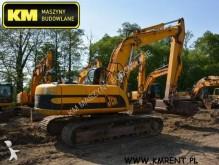 Excavadora JCB JS220LC CAT 312 318 315 316 320 319 JCB JS210 JS180 JS130 JS145 JS160 JS220 excavadora de cadenas usada