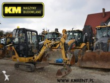 Caterpillar 301.4C JCB 8045 8027 8080 8085 8052 8060 8050 CAT 304 305 IHIMER 17VXE mini-escavadora usada