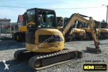 Mini-excavator Caterpillar 304C R 301.4C 301 JCB 8027 8050 8052 8060 8080 8085