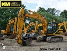 Excavadora JCB JS160 CAT 312 318 315 316 320 319 JCB JS210 JS180 JS130 JS145 JS160 JS220 excavadora de cadenas usada