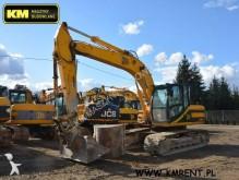 Excavadora JCB JS180 CATERPILLAR 307 315 318 319 320 JCB JS160 JS180 JS210 JS220 JS240 excavadora de cadenas usada