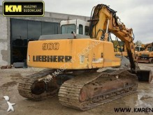 Rýpadlo Liebherr R900 CAT 312 318 315 316 320 319 JCB JS210 JS180 JS130 JS145 JS160 JS220 pásové rýpadlo ojazdený