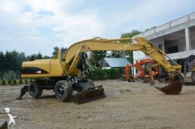 Excavadora Caterpillar M316 M313 M315 LIEBHERR A308 A311 A312 A316 excavadora de ruedas usada