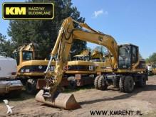 Caterpillar M315 M313 M315 M316 M318 LIEBHERR A308 A311 A312 A316 pelle sur pneus occasion
