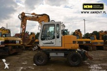 Excavadora excavadora de ruedas Liebherr A308 A314 A312 A311 A316 MECALAC 714MW KOMATSU PW95 PW98 PW140