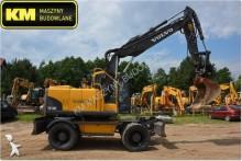 Excavadora Volvo EW160 C ATLAS 1504 MECALAC 714MW KOMATSU PW95 PW98 PW140 PW148 excavadora de ruedas usada