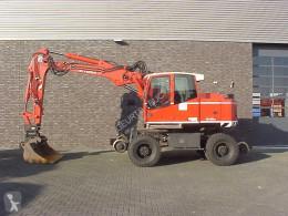 Excavadora Terex TW 160 excavadora de ruedas usada