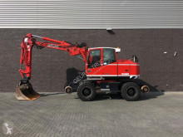 Terex TW 160 escavatore gommato usato