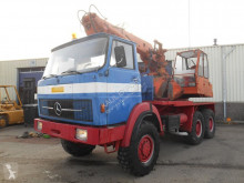 Pelle sur pneus Atlas Mercedes Benz - 2632 Excavator Top Condition