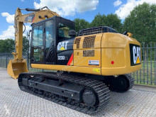 جرافة Caterpillar 323DL جرافة مجنزرة جديد