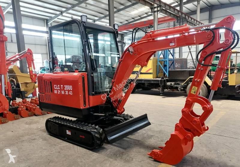 Ver las fotos Excavadora CLC CLC T 2500