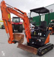 Hitachi ZX17U-2YLR used mini excavator