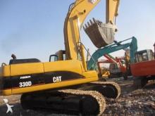 Excavadora Caterpillar 330D excavadora de cadenas usada