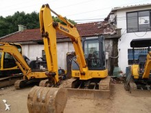 View images Komatsu PC55MR-3 excavator