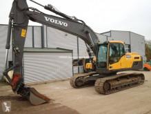 Volvo EC 220 DL pásová lopata použitý