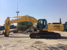 New Holland E 385 excavator pe şenile second-hand