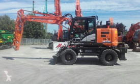 Hitachi zx145wt-6 used wheel excavator