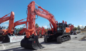 Excavator Hitachi zx490lch-6 second-hand