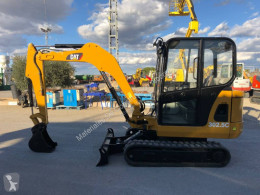 Caterpillar 302.5 used mini excavator