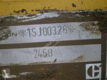 Caterpillar 245B használt lánctalpas kotrógép