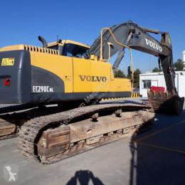 Excavadora Volvo EC 290 C N L excavadora de cadenas usada
