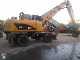 Caterpillar M 322D MH used industrial excavator