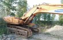 Excavadora excavadora de cadenas Samsung SE 240 LC-3