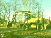 Volvo EW160 D used wheel excavator