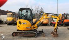 Excavadora JCB 8025ZTS - miniexcavadora usada