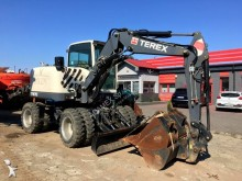 Terex TW 70 TW 70 used wheel excavator