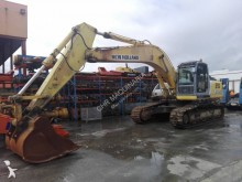 New Holland E 305 used track excavator