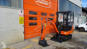 Hitachi zx19-5a cr mini-excavator second-hand