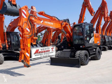 Hitachi zx140wt-6 used wheel excavator