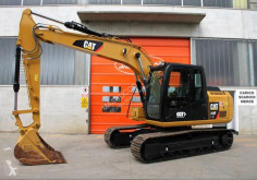 Caterpillar 313f gc excavator used