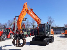 Hitachi zx170wm-3 mh excavator pe roti second-hand