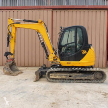 JCB 8085ZTS mini-excavator second-hand