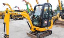 Excavadora JCB 8018 - miniexcavadora usada