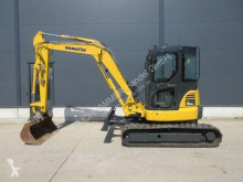 Komatsu PC 55MR-3 mini pelle occasion