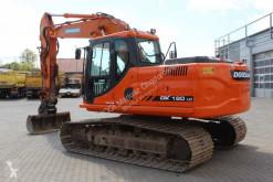 Excavadora Doosan - DX 180LC excavadora de cadenas usada