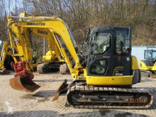 Komatsu PC 80 MR-3 mini-excavator second-hand