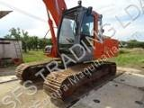 View images Hitachi ZX210 excavator