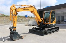 Hyundai R80 CR 9 Robex R80CR-9A new track excavator