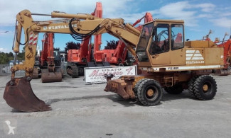 Fiat-Allis FE18R used wheel excavator