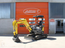 New Holland e20-2r miniskovel begagnad