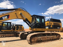 Caterpillar 374D excavator pe şenile second-hand