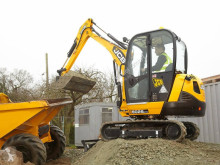 JCB 8026 CTS mini-excavator second-hand