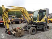 Excavadora excavadora de ruedas Hyundai R 55 W-9
